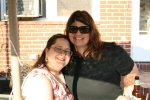 Us on Lauren's Bday, 2009